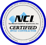 Affordable Heating and Cooling is certified by the NCI to bring you quality repair service in Phenix City AL.